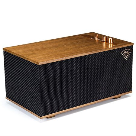 Klipsch The Three Ceviz Masaüstü Bluetooth Stereo Hoparlör