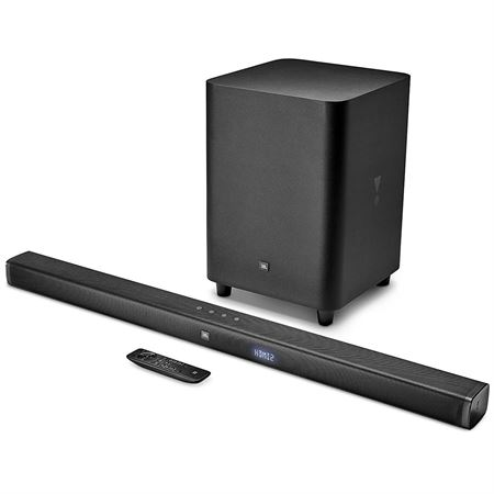 JBL BAR 3.1 4K Ultra HD Soundbar ve Wireless Subwoofer